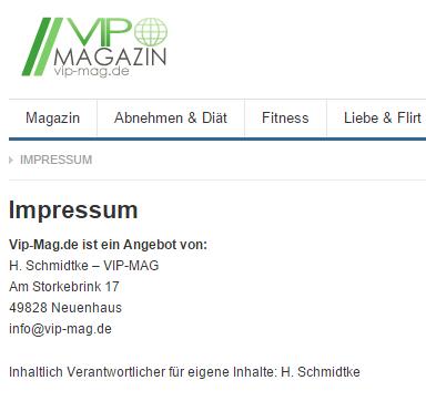 VIP Magazin